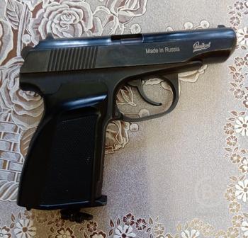 Пистолет пневматический МП 654 к Байкал