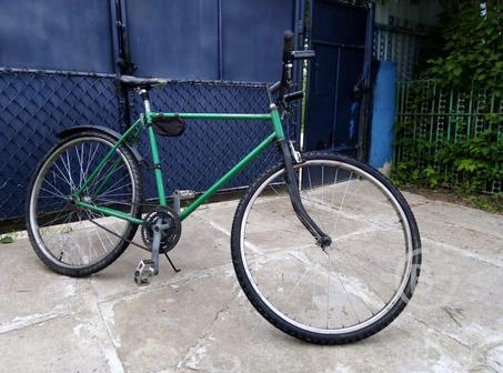 Велосипед в отличном состоянии модернизированный.