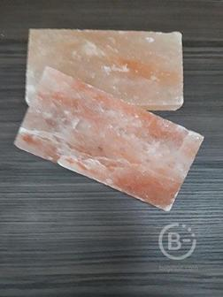 Плитка из гималайской соли для отделки сауны в Барнауле