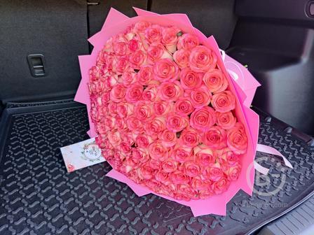 101 роза Липецк