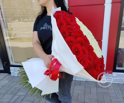 розы в Липецке