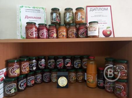 Продается консервация из овощей и фруктов, Кропоткин