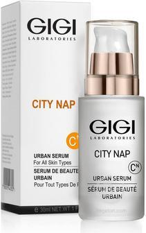 Сыворотка Сити Нэп для всех типов кожи 30 мл/ City NAP Urban Serum, GiGi (Джи Джи)