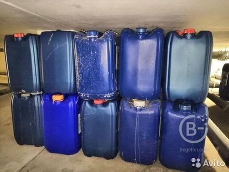 Канистра пластиковая 30 литров