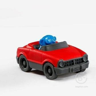Крокодил автомобильная игрушка