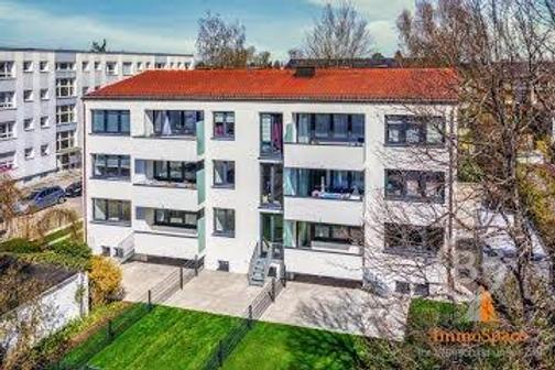 Жилой комплекс перед воротами государственной столицы Баварии