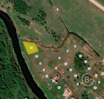 Продаются земельные участки на берегу реки Дубны