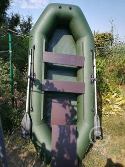 лодка надувная б/у JETFORCE 2800