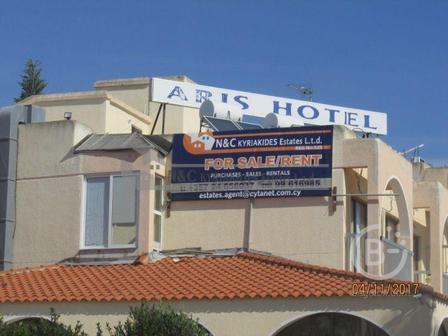 Отель на продажу на дороге Декелиа, Ларнака