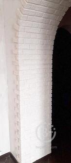 Плитка из гипса
