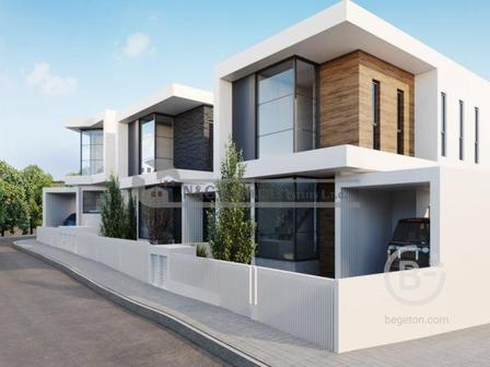 Элитные трехкомнатные дома на продажу в Ливадии, Ларнака