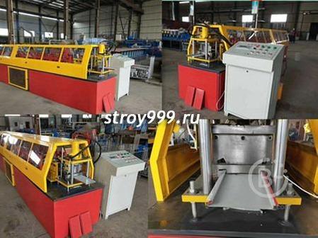 Оборудование для производства металлического сайдинга из Китая
