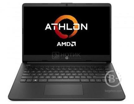 НОУТБУК HP 14S-FQ0018UR (14.00 SVA/ ATHLON SILVER 3050U 2300MHZ/ 4096MB/ SSD / AMD RADEON GRAPHICS 6    22400 руб.