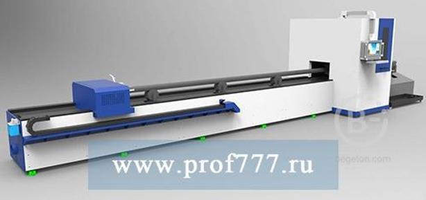 Лазерный станок для резки металлических труб из Китая, надежное качество