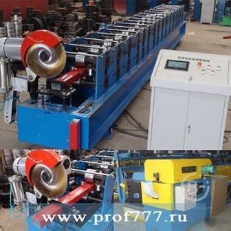Надежное оборудование по производству водосточной трубы, купить в Китае