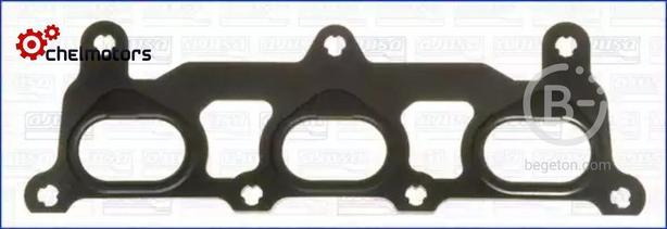 AJUSA 13219700 13 2197 00_прокладка коллектора выпускного Chevrolet Captiva 3.2 07