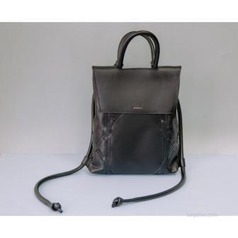"""Рюкзак-сумка""""New York"""". Цвет чёрный. Арт. 118-08-03"""