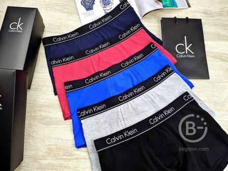 Мужские трусы Calvin Klein (боксеры)