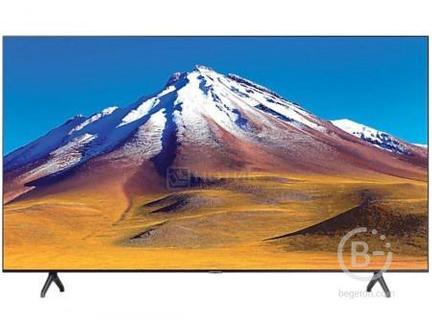 ТЕЛЕВИЗОР SAMSUNG 43 UHD, SMART TV, ЗВУК (20 ВТ (2X10 ВТ) 2XHDMI, 1XUSB, 1XRJ-45, PQI 2000, ТЕМНО-СЕ 36790 руб.