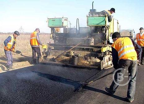 Асфальтирование сельских дорог