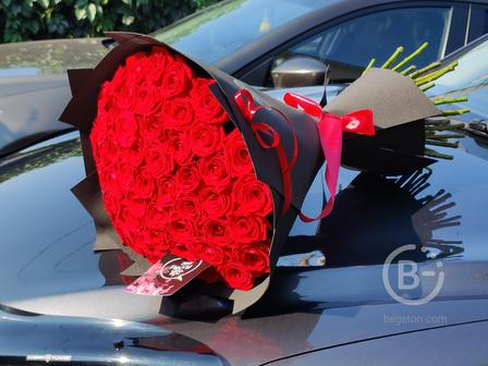 Букет цветов для любимой