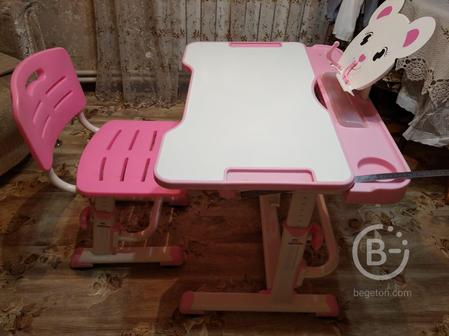 стол письменный (растущая парта) со стулом