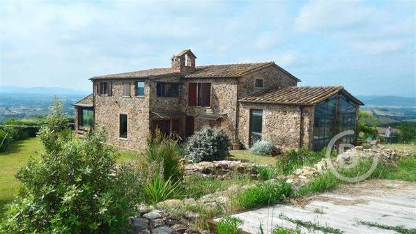 Великолепный дом с видом на море в Гроссето Италия