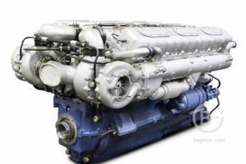Двигатель В58-7