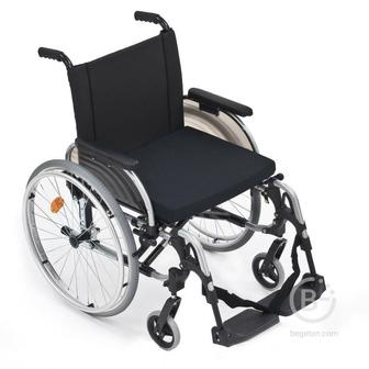 Прокат инвалидных колясок в парке Сергея Галицкого
