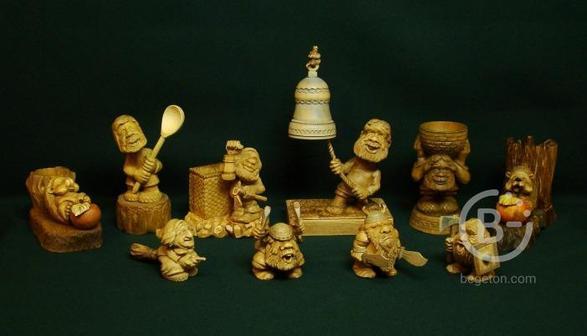 Сувениры и подарки мастеров России