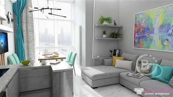 дизайн интерьера домов, квартир, кафе, магазинов