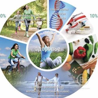 Комплексный подход к выявлению заболеваний, профилактика и восстановление.