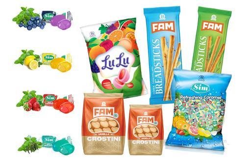 Продаю Карамельные конфеты оптом