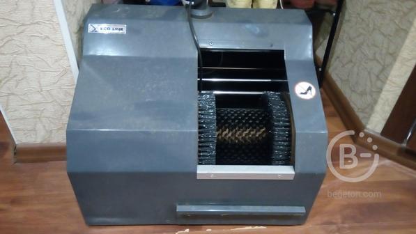 Машинка для чистки обуви марка ЭкоКомфорт