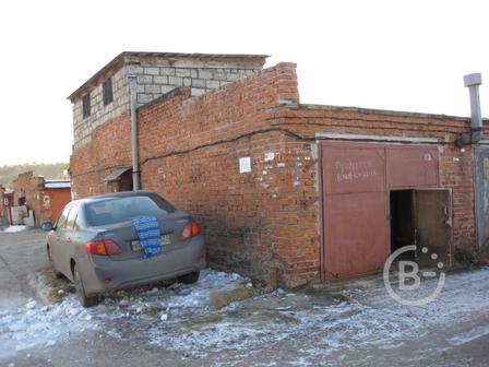 гараж для коммерческих проектов или для авто