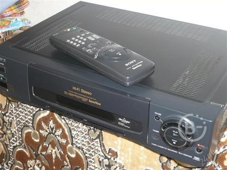 Куплю видеомагнитофон SONY SLV-E800EE