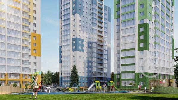 Продам отличную 1 комнатную квартиру ул. Коммунистическая 21 (ЖК Три тополя)