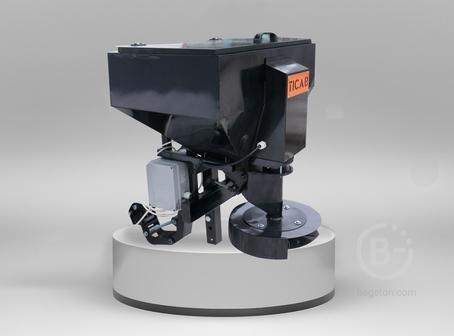 Разбрасыватель песка и соли Ticab РПС-120