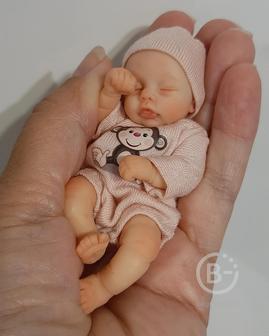 Авторская кукла, пупсик