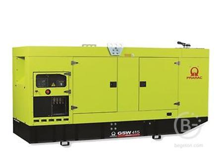 Аренда дизельного генератора - 306,15 кВт, модель Pramac GSW415V