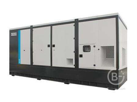 Аренда дизельного генератора - 915 кВт, модель Atlas Copco QIS 1250