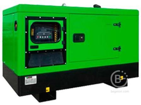 Аренда дизельного генератора - 100 кВт, модель ERI-125S