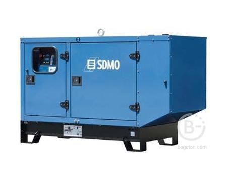 Аренда дизельного генератора - 24 кВт, модель SDMO K33