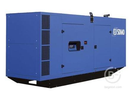 Аренда дизельного генератора - 320 кВт, модель SDMO V440C2