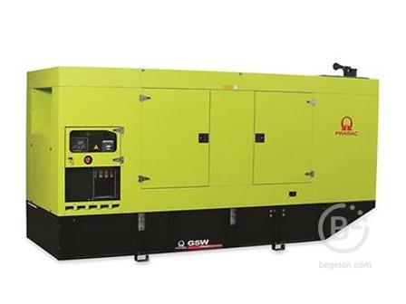 Аренда дизельного генератора - 253.82 кВт, модель GSW 330 I