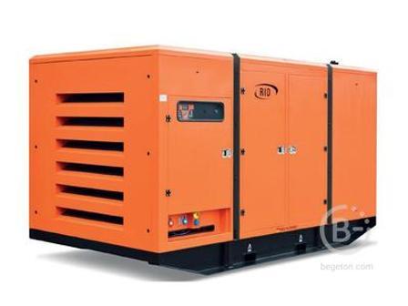 Аренда дизельного генератора - 800 кВт, модель RID 1000 E-Series S
