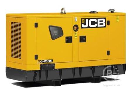Аренда дизельного генератора - 32,5 кВт, модель JCB G45QS