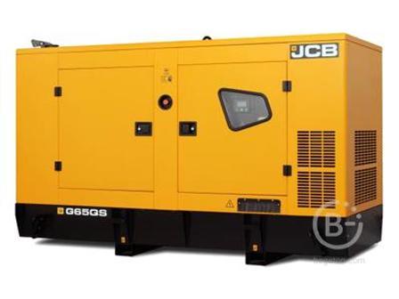 Аренда дизельного генератора - 50,4 кВт, модель JCB G65QS