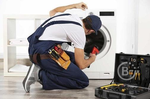Установка и подключение стиральной машины в Рязани