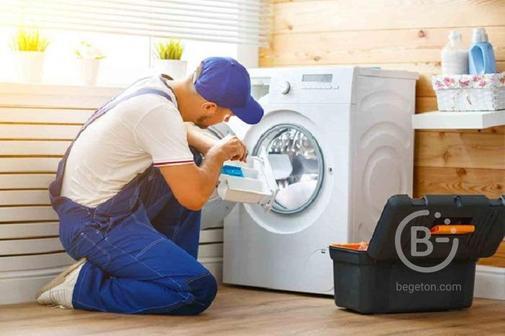 Подключение и ремонт стиральной машины в Петрозаводске